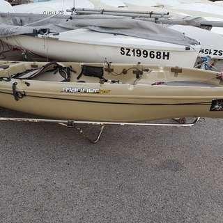 Native Mariner 12.5 fishing Kayak