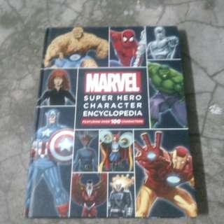 Marvel ensiklopedia