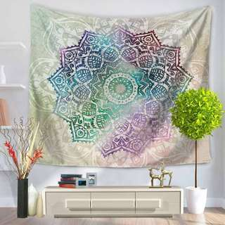 Hippie Tapestry Wall Hanging Children Room Decor