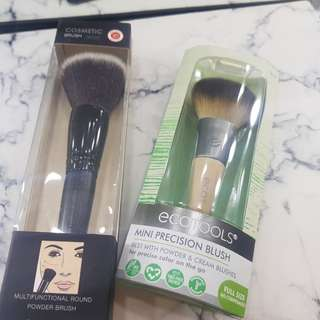 Brand new brushes