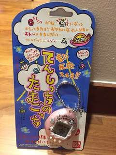 IN MINT CONDITION AND OPERATION VERIFIED! Vintage 1997 Bandai Angel Gotch Tamagotchi (Version C)
