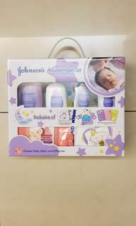 Johnson's Newborn Gift Set