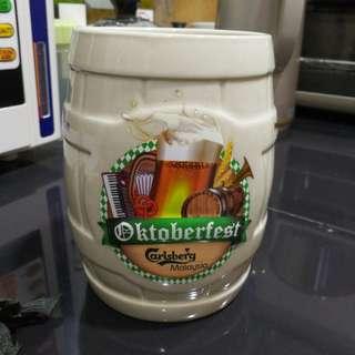 Carlsberg Oktoberfest mug
