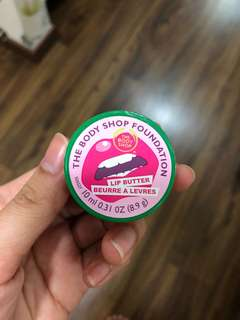 The Body Shop Lip Butter / Lip Balm