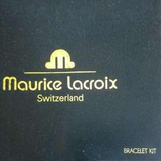 [Price Reduced] Maurice Lacroix Bracelet Kit