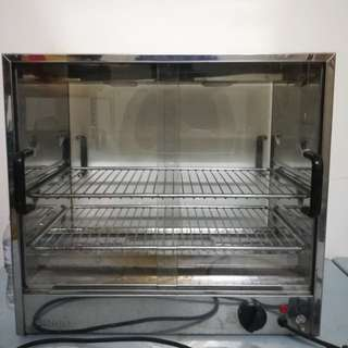 Stainless Steel Electrical Food Warmer