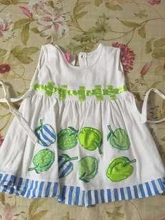 Girl's Casual Dress