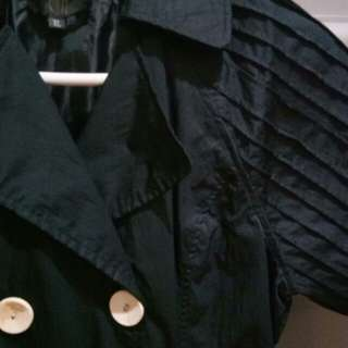 CLN black coat