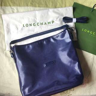 Pre Loved Long champ bag with sling