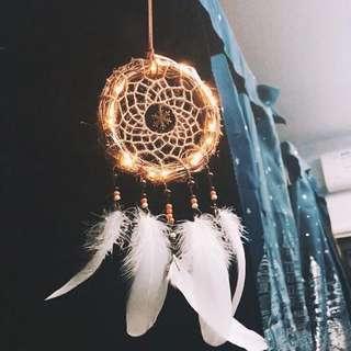 Dreamcatcher with Light