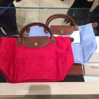 FOR SALE-Authentic Longchamp SSH