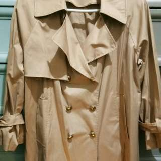McGinn overcoat