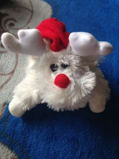 Imported santa stuff toy