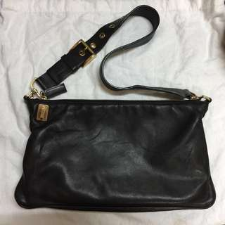 Authentic PRADA Lambskin Shoulder Bag