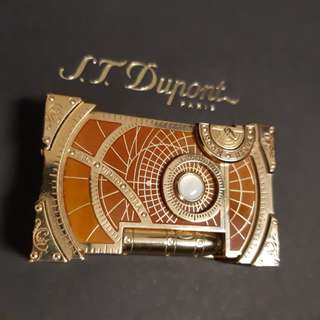 St dupont limited edition shoot the moon lighter line 2