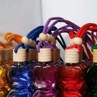 Car perfume kereta 10ml x 10pcs