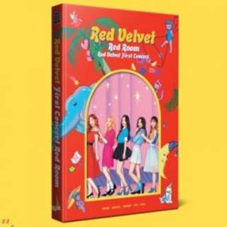 <<代購>>Red Velvet - Red Velvet First Concert Red Room Photobook