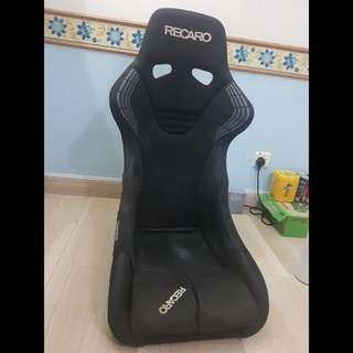 Original Recaro RS-G Full Bucket Seat