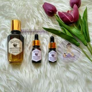 (Share /Travel Size) Skinfood Royal Honey Propolis Enrich Essence