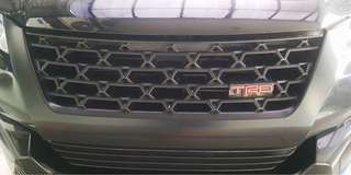Grill TRD all new fortuner