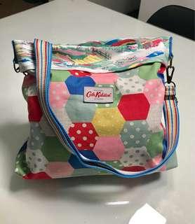 Cath Kidston Reversible Folder Messenger Bag