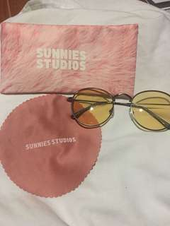 Sunnies Studios Winona Sunglasses