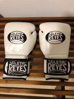 Cleto Reyes full leather boxing gloves