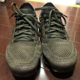 Nike VaporMax 墨綠色 Lab