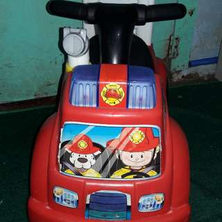 Fisher's Price Ride on Car