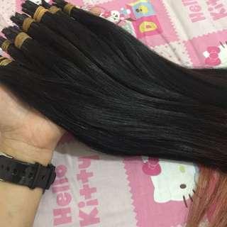 Rambut Sambungan Asli