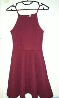 h&m dress (divided)