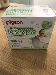 Baby Laundry Detergent Powder (Pigeon)