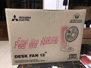Mitsubishi desk fan