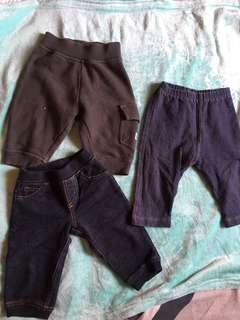 Pants for baby (take all)