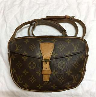 Authentic Louis Vuitton Juene Fille Monogram MM