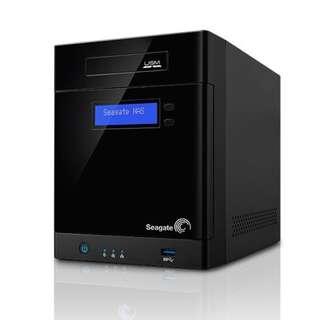 🚚 Seagate Business Storage 4-Bay NAS (STBP300)