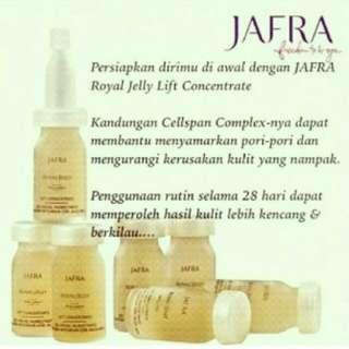 Jafra serum