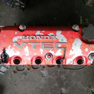 Honda engine head