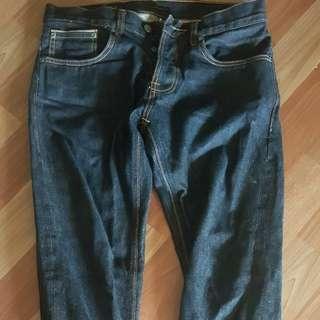 nudie jean