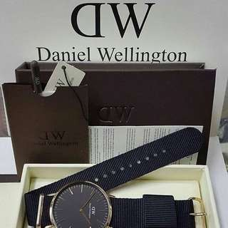 Daniel wellington kanvas original