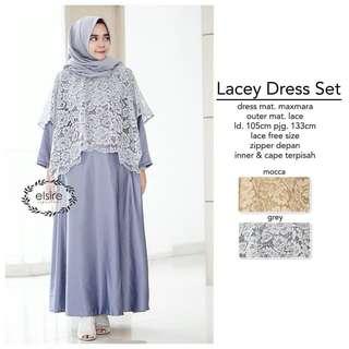 Lacey Dress Set by ELsire