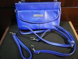 Kenneth Cole Shoulder Bag/Purse - Blue (Origanal)