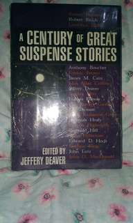 *A century of great suspense stories*