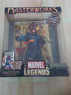 Marvel Legends Masterworks Everyone vs Galaxy  New and Sealed
