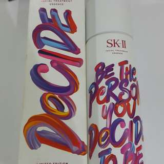 FTE SK-II 230ml Limited Edition Design