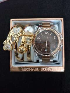 MK Watch Set