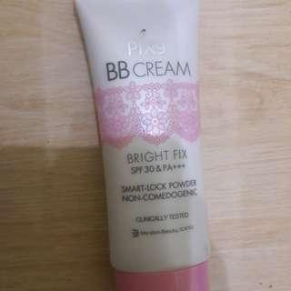 Preloved BB Cream Pixy Bright Fit
