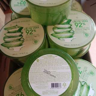 100% ORIGINAL KOREA NATURE REPUBLIC ALOE VERA GEL