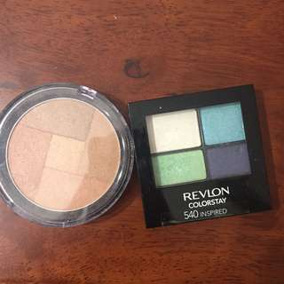 RM20 for eyeshadow and bronzer