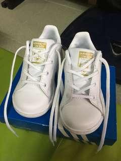 Adidas Stan Smith白色波鞋 US 6.5 / 23碼